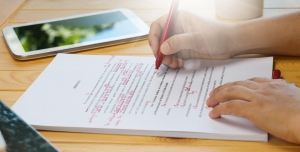 proofreading services and editing services